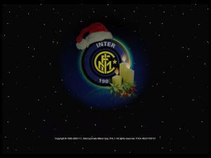 クリスマス限定背景