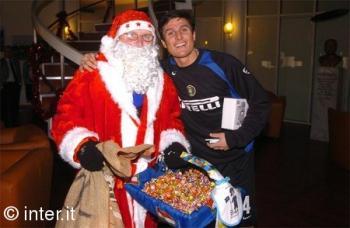 サンタとカピターノ