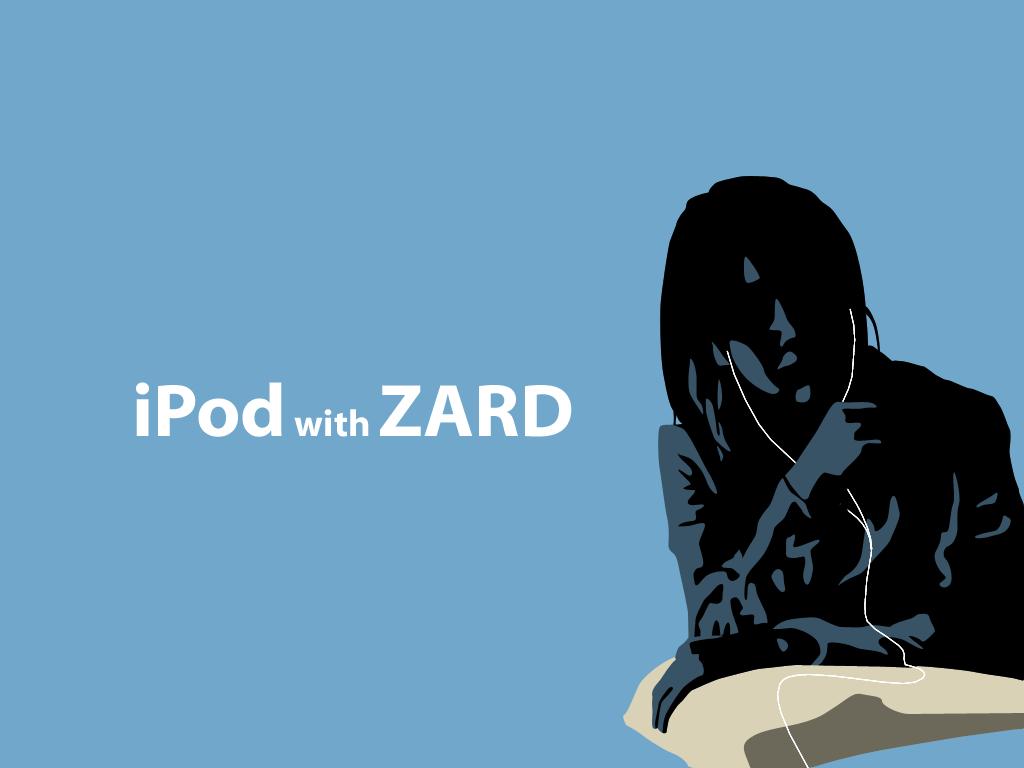 Ipod風の壁紙やら画像やらを作るスレまとめ 臨時避難場 音楽 Zard