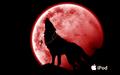 月夜の狼 赤Ver.