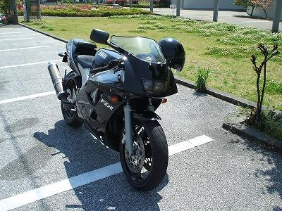 FZR400RR前