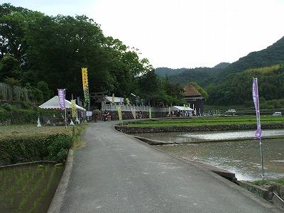 肥土山の舞台1