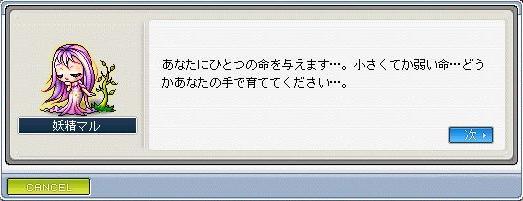 NPC・妖精マル