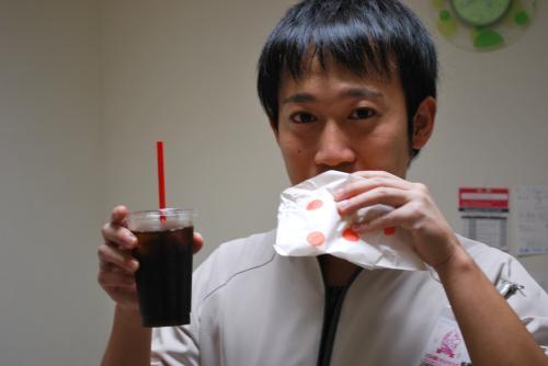 佐藤先生とパイ