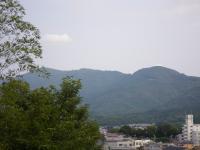 今日の朝熊山1