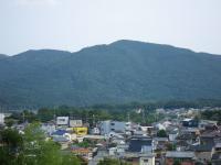 今日の朝熊山2