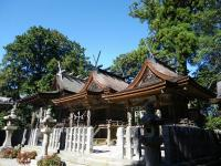 南出白山比め神社