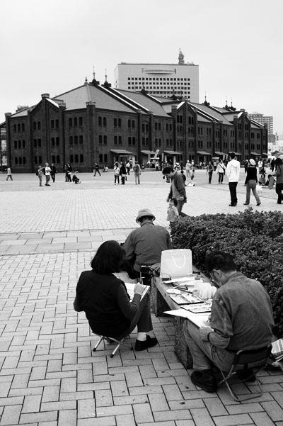 EOS 1D 横浜