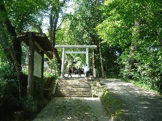 阿智神社2