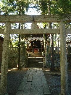 大宮諏訪神社境内社