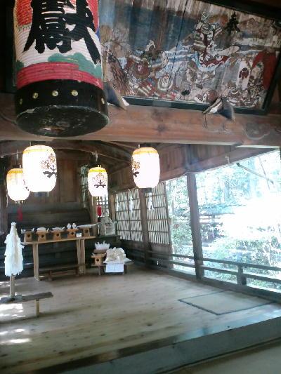真々部諏訪神社2