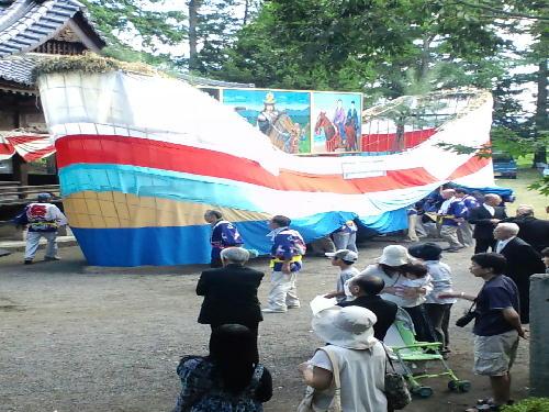真々部諏訪神社4