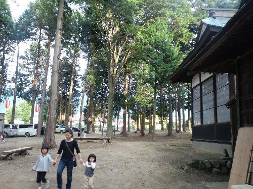 正一位諏訪神社4