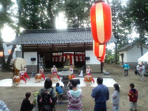 正一位諏訪神社5
