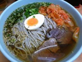 六盛(冷麺)