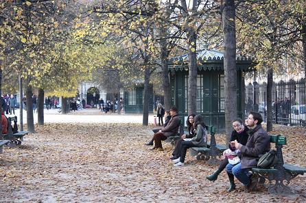 パリ-ボージュ広場1