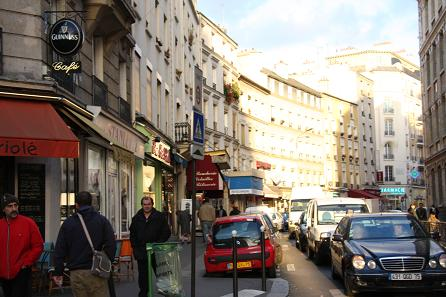 ベルヴィル通り1