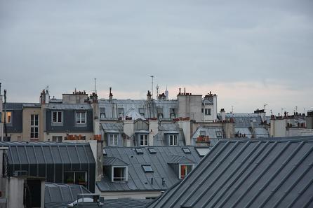 パリの屋根1