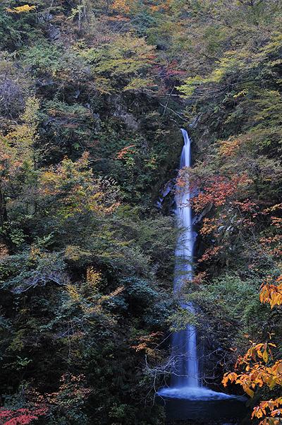 大山滝下段