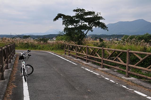 自転車道専用の橋