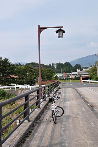 この橋は車道と兼用