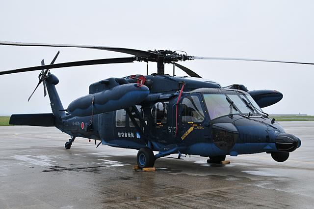 UH-60J 救難ヘリ