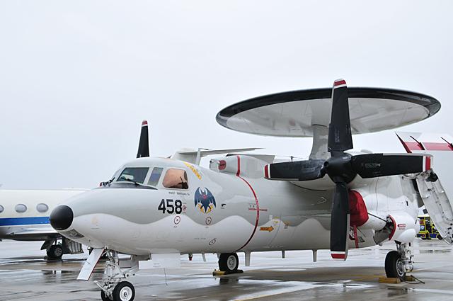 E-2C 早期警戒機