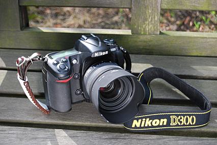Nikon D300外観