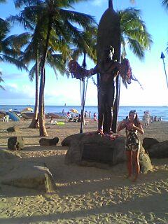 熱海-銅像