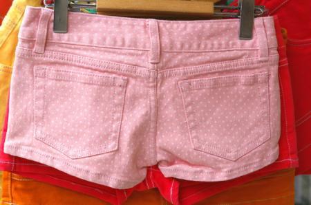ちっさなピンクのパンツ