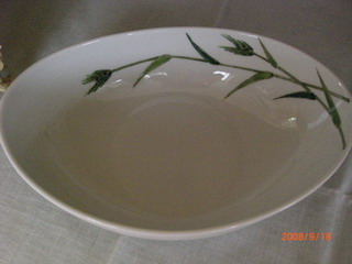 手描きの鉢