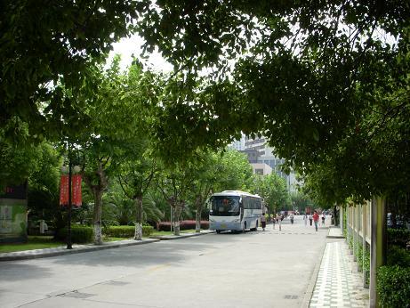 東華大学スクールバス