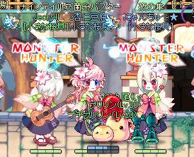 桜貝の制服 ?桜着物衣装?