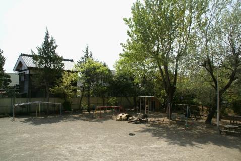 DSC07018園庭