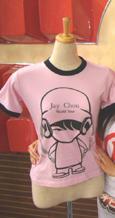 Tシャツピンク