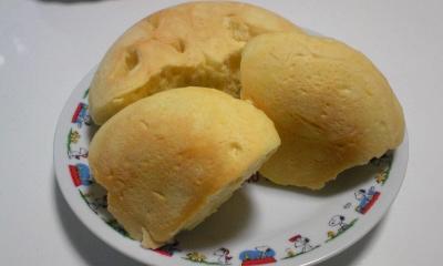 081210_メロンパン風パン