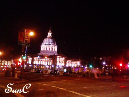 サンフランシスコ 夜景.1