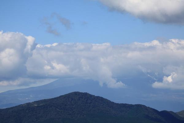 こっちが富士山か・・・