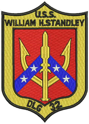 WILLIAM H STANDLEY DLG-32