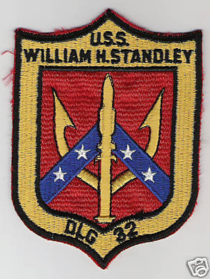 DLG-32 WILLIAM H STANDLEY