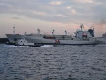 Dole貨物船1
