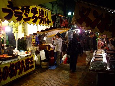 夜桜祭りA20090328