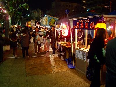 夜桜祭りD20090328