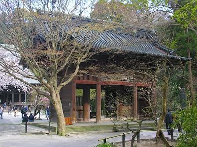 妙本寺二天門20090404