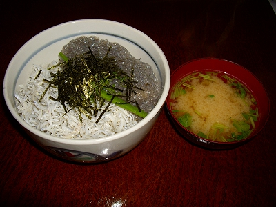 二色丼20090404