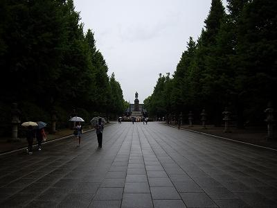 靖国神社参道20090505