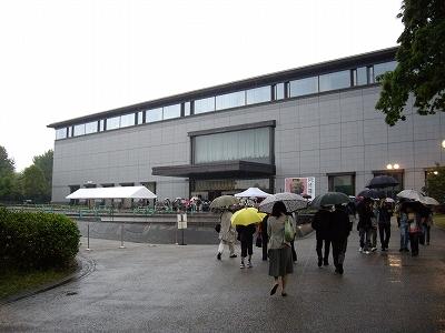 東京国立博物館平成館20090505