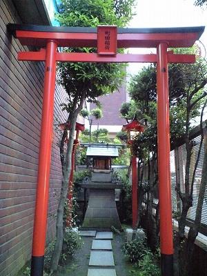 町田稲荷20090530