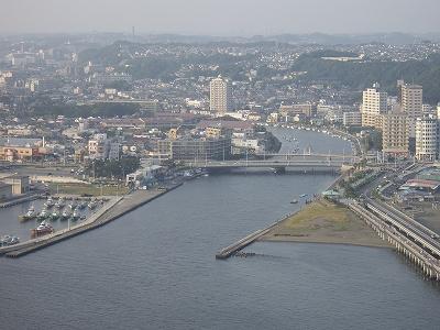 境川河口20090619