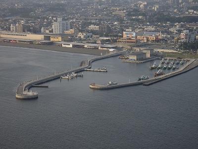 防波堤20090619